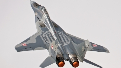 Photo ID 124475 by Rich Bedford - SRAviation. Poland Air Force Mikoyan Gurevich MiG 29A 9 12A, 111