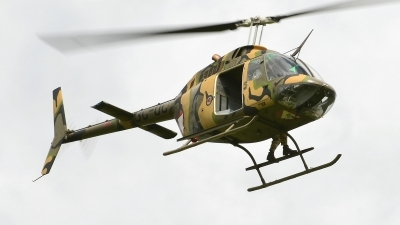 Photo ID 125021 by Martin Thoeni - Powerplanes. Austria Air Force Bell OH 58B Kiowa, 3C OC
