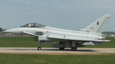 Photo ID 1621 by Martin Patch. Italy Air Force Eurofighter F 2000A Typhoon EF 2000S, MM7277