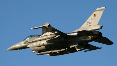 Photo ID 16222 by Andy Walker. Belgium Air Force General Dynamics F 16AM Fighting Falcon, FA 71