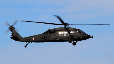 Photo ID 125075 by Agata Maria Weksej. Austria Air Force Sikorsky S 70A 42 Black Hawk, 6M BF