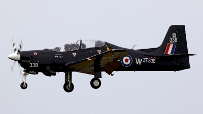 Photo ID 125011 by Carl Brent. UK Air Force Short Tucano T1, ZF338