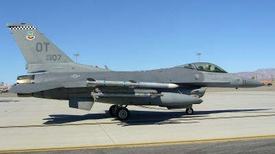 Photo ID 124992 by Peter Boschert. USA Air Force General Dynamics F 16C Fighting Falcon, 97 0107