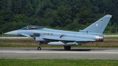 Photo ID 124991 by Peter Boschert. Germany Air Force Eurofighter EF 2000 Typhoon S, 30 96