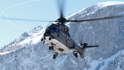 Photo ID 125317 by Sven Zimmermann. Switzerland Air Force Aerospatiale AS 332M1 Super Puma, T 315