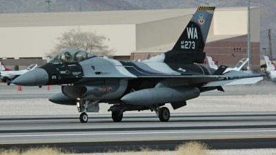 Photo ID 125187 by Gail Richard Snyder, III. USA Air Force General Dynamics F 16C Fighting Falcon, 86 0273