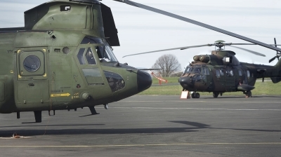 Photo ID 16270 by Alan Worsley. Netherlands Air Force Boeing Vertol CH 47D Chinook, D 102