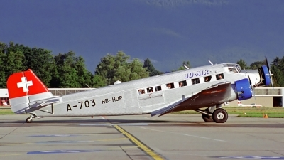 Photo ID 125299 by Sven Zimmermann. Private Ju Air Junkers Ju 52 3mg4e, HB HOP