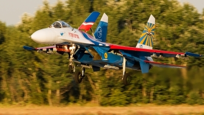 Photo ID 125625 by Alex van Noye. Lithuania Air Force Sukhoi Su 27S, 10 BLUE