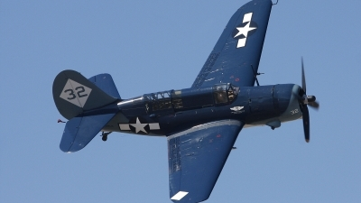 Photo ID 125530 by Gregg Stansbery. Private Commemorative Air Force Curtiss SB2C 5 Helldiver, NX92879