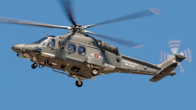 Photo ID 125624 by Alex van Noye. Italy Air Force Agusta HH 139A, MM81798