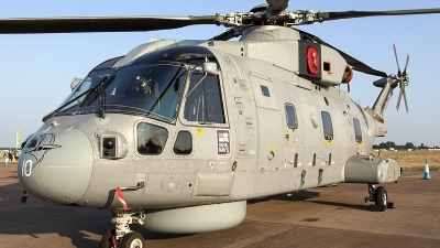 Photo ID 125643 by Thomas Ziegler - Aviation-Media. UK Navy Agusta Westland EH 101 Merlin HM1 Mk111, ZH861
