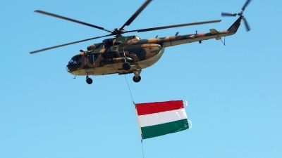 Photo ID 125678 by Lukas Kinneswenger. Hungary Air Force Mil Mi 17, 701