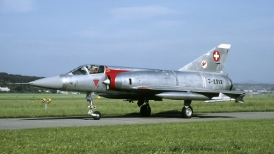 Photo ID 125822 by Joop de Groot. Switzerland Air Force Dassault Mirage IIIS, J 2312