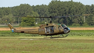 Photo ID 126380 by David F. Brown. Private Private Bell UH 1H Iroquois 205, N624HF