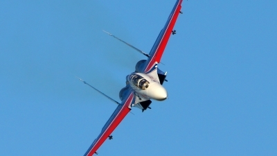 Photo ID 125770 by Lukas Kinneswenger. Russia Air Force Sukhoi Su 27UB, 20 BLUE