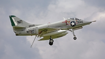 Photo ID 125906 by David F. Brown. Private Warbirds Heritage Foundation Douglas A 4C Skyhawk, N49WH