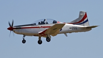 Photo ID 129739 by Niels Roman / VORTEX-images. Croatia Air Force Pilatus PC 9M, 056
