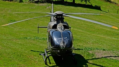 Photo ID 126220 by Sven Zimmermann. Switzerland Air Force Eurocopter EC 635P2, T 367