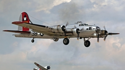 Photo ID 126393 by David F. Brown. Private Experimental Aircraft Association Boeing B 17G Flying Fortress 299P, N5017N