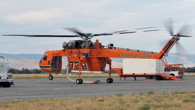 Photo ID 126604 by Aaron C. Rhodes. Private Erickson Sky Crane Service Sikorsky CH 54B Tarhe S 64B, N179AC