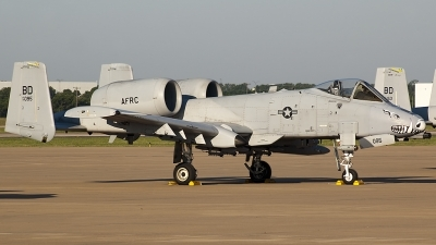 Photo ID 126504 by Brandon Thetford. USA Air Force Fairchild A 10A Thunderbolt II, 79 0095