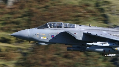Photo ID 16454 by Paul Cameron. UK Air Force Panavia Tornado GR4, ZA473