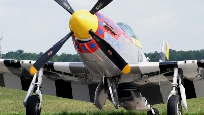 Photo ID 16456 by Christophe Haentjens. Private Private North American P 51D Mustang, PH PSI