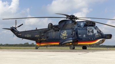 Photo ID 127260 by Thomas Ziegler - Aviation-Media. Germany Navy Westland Sea King Mk41, 89 55