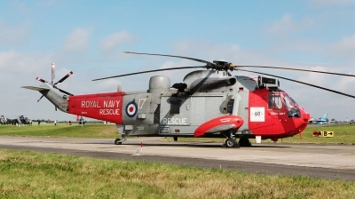 Photo ID 129078 by Frank Kloppenburg. UK Navy Westland Sea King HU5, XV670