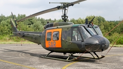 Photo ID 126588 by Mirko Krogmeier. Germany Air Force Bell UH 1D Iroquois 205, 71 12