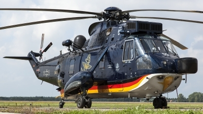 Photo ID 126666 by Thomas Ziegler - Aviation-Media. Germany Navy Westland Sea King Mk41, 89 55