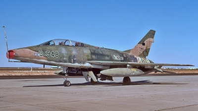 Photo ID 126764 by David F. Brown. Private Global Aerospace Inc North American F 100F Super Sabre, N2011V