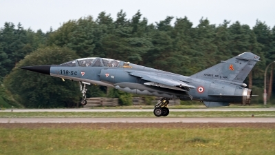 Photo ID 126873 by Niels Roman / VORTEX-images. France Air Force Dassault Mirage F1B, 517