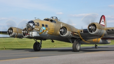 Photo ID 126811 by Joe Osciak. Private Collings Foundation Boeing B 17G Flying Fortress 299P, NL93012