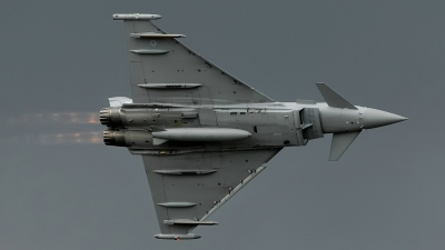 Photo ID 126800 by Martin Thoeni - Powerplanes. UK Air Force Eurofighter EF 2000 Typhoon FGR4, ZJ924