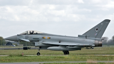 Photo ID 127128 by John. UK Air Force Eurofighter EF 2000 Typhoon FGR4, ZJ933