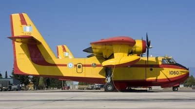 Photo ID 16527 by Chris Lofting. Greece Air Force Canadair CL 215, 1060