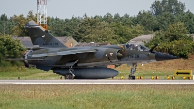 Photo ID 127201 by Niels Roman / VORTEX-images. France Air Force Dassault Mirage F1CR, 642