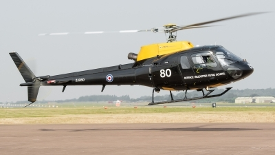 Photo ID 127272 by Alex van Noye. UK Air Force Aerospatiale AS 350B Squirrel HT1, ZJ280