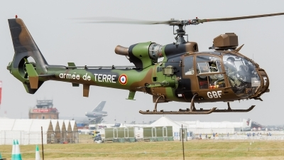Photo ID 127533 by Alex van Noye. France Army Aerospatiale SA 342M Gazelle, 4059