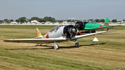 Photo ID 127661 by David F. Brown. Private Private North American SNJ 6 Texan, N9820C