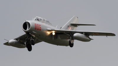 Photo ID 127332 by Roman Mr.MiG. Private Polskie Orly Mikoyan Gurevich MiG 15UTI, SP YNZ
