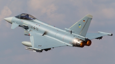 Photo ID 127612 by Andreas Zeitler - Flying-Wings. Germany Air Force Eurofighter EF 2000 Typhoon S, 30 70