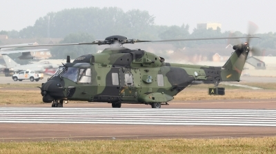 Photo ID 127867 by kristof stuer. Finland Air Force NHI NH 90TTH, NH 214