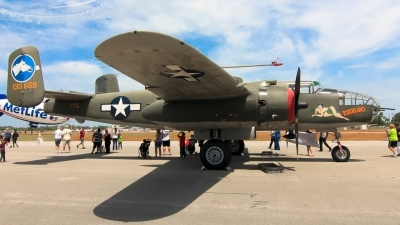 Photo ID 127647 by Hector Rivera - Puerto Rico Spotter. Private Collings Foundation North American B 25J Mitchell, NL3476G