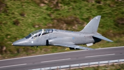 Photo ID 127685 by Lloyd Horgan. Finland Air Force British Aerospace Hawk Mk 51A, HW 351