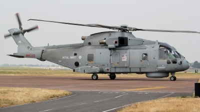 Photo ID 127700 by kristof stuer. UK Navy Agusta Westland EH 101 Merlin HM1 Mk111, ZH861