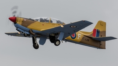 Photo ID 127718 by Alex van Noye. UK Air Force Short Tucano T1, ZF239