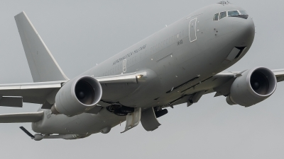 Photo ID 127692 by Alex van Noye. Italy Air Force Boeing KC 767A 767 2EY ER, MM62228